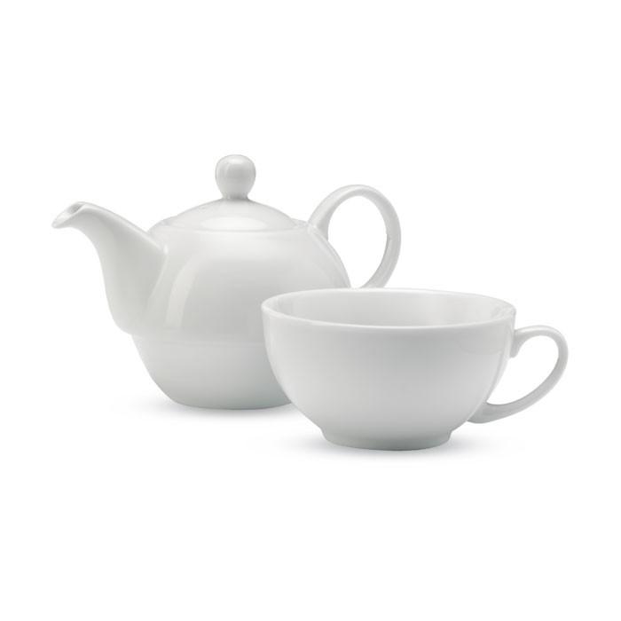 Set de thé personnalisable Tea Time - cadeau d'entreprise