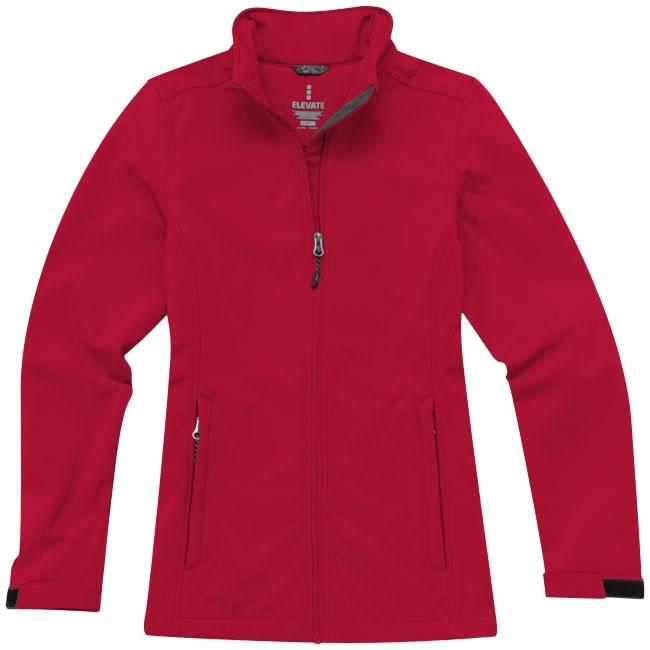 Veste personnalisable femme Maxson - veste softshell promotionnelle