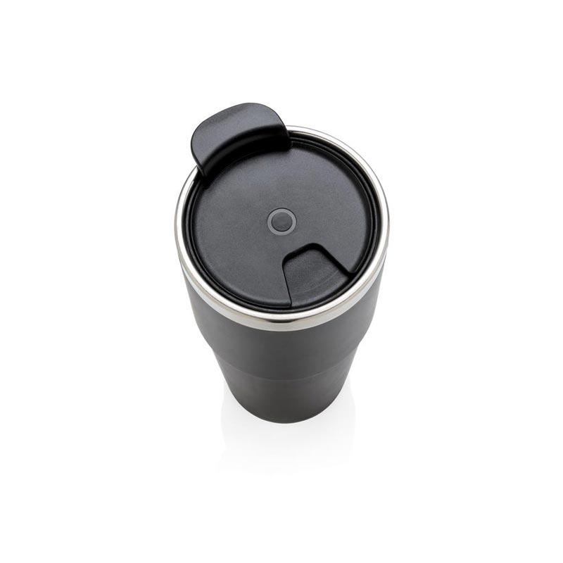 Mug isotherme personnalisable Loumina logo lumineux