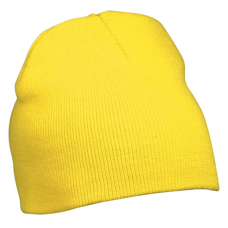Bonnet publicitaire tricot sans revers Bobo - Objet promotionnel textile hiver