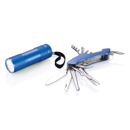 Set d'outils personnalisables Quattro - objet publicitaire - cadeau d'entreprise