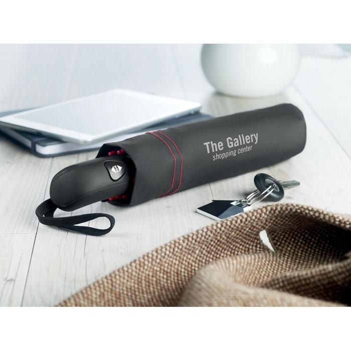 objet publicitaire - Parapluie personnalisable  pliable Skye