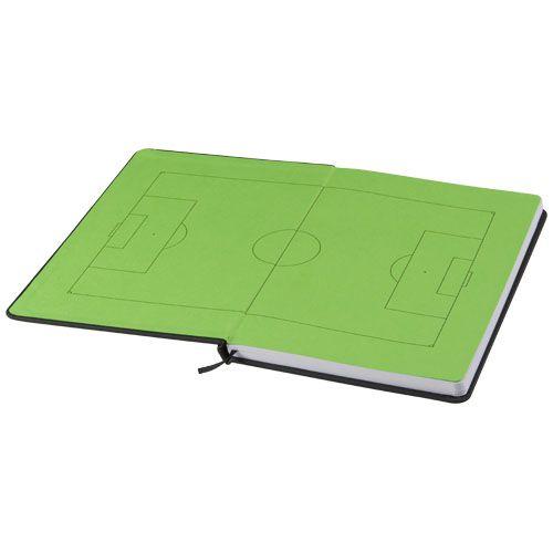 Bloc-notes personnalisable football Rowan
