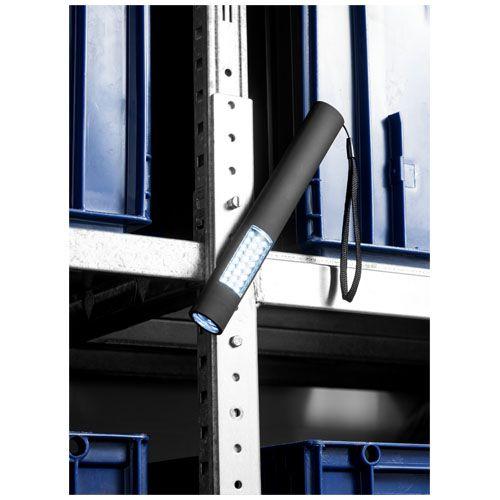 Cadeau publicitaire - Lampe torche publicitaire magnétique 28 LED Extra