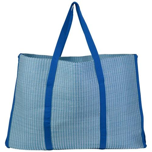 Sac de plage publicitaire et tapis pliable Bonbini - Cadeau publicitaire pour l'été