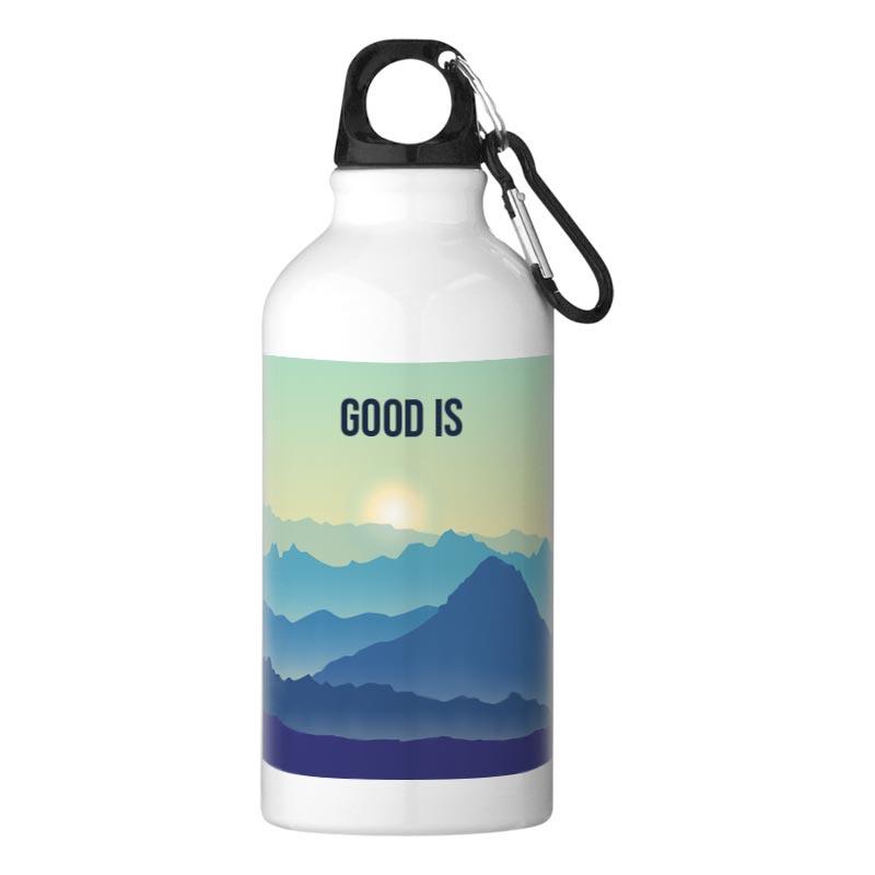 Gourde personnalisée Oregon - Cadeau publicitaire