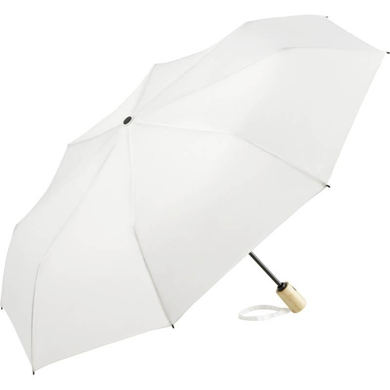 Parapluie personnalisé de poche Ökobrella - Cadeau d'entreprise écologique