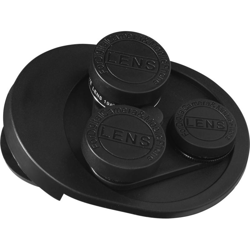 Objet publicitaire - Set de lentilles 4 en 1 Roulette