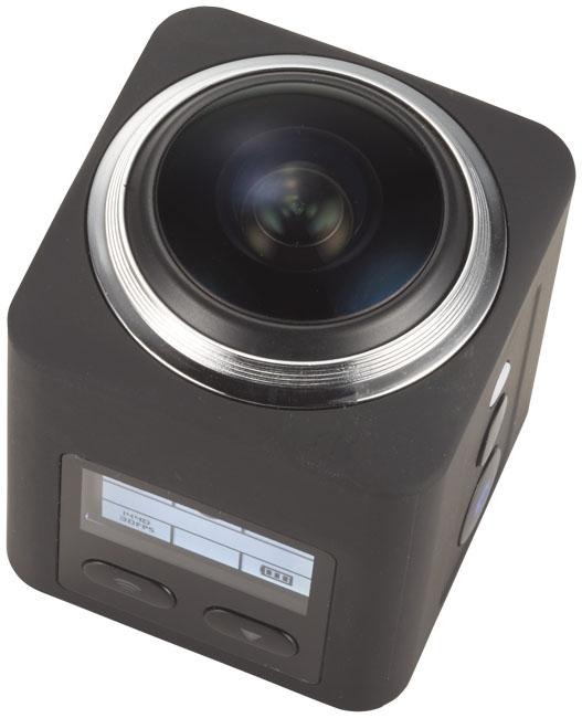Cadeau promotionnel - Caméra WiFi publicitaire 360° Olga