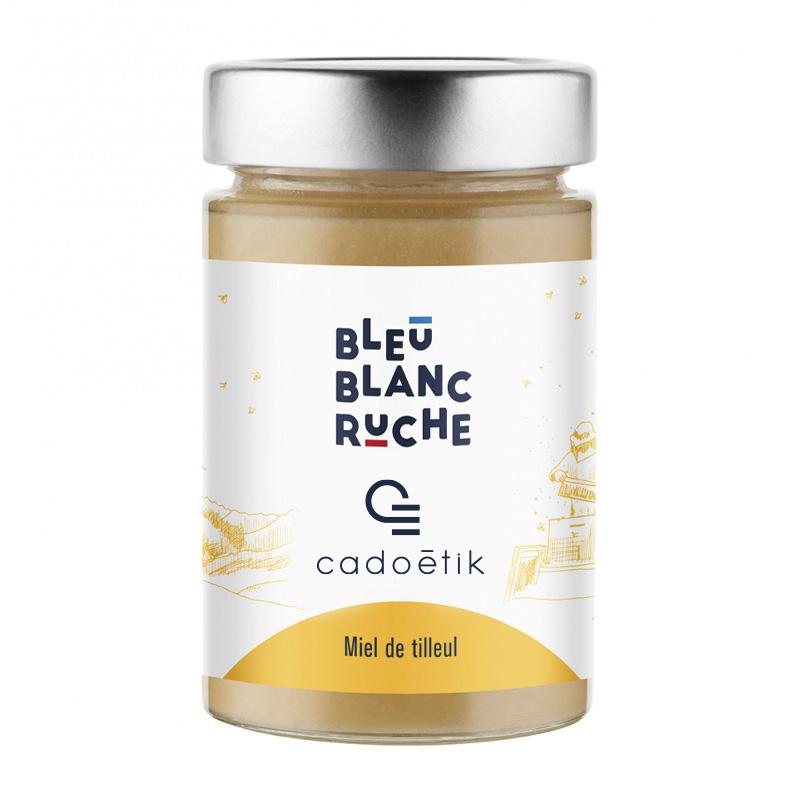 Miel de tilleul Bleu blanc Ruche - goodies 1
