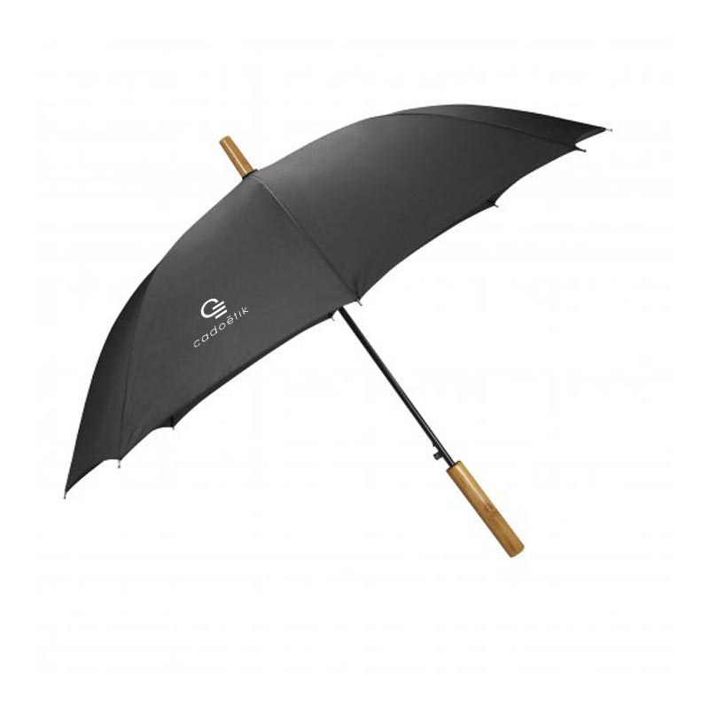 Parapluie publicitaire Lockwood - noir
