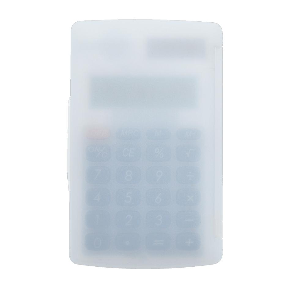 Calculatrice promotionnelle écologique Intello - objet publicitaire
