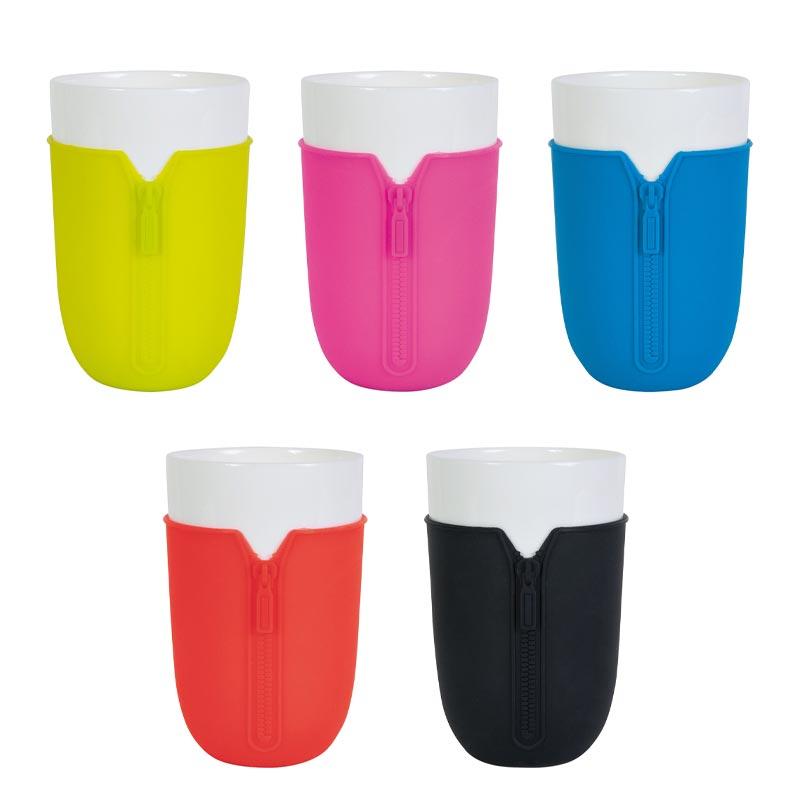 Mug publicitaire Zipper 38 cl - coloris disponibles