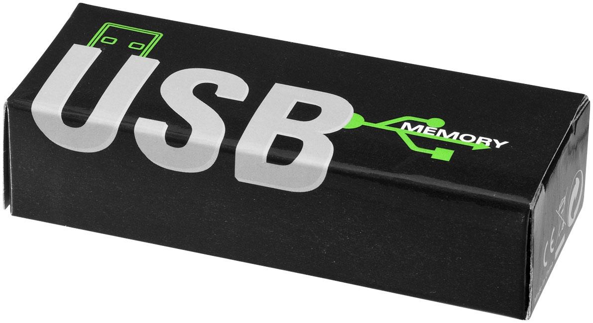 Clé USB publicitaire Square métal - objet publicitaire high-tech