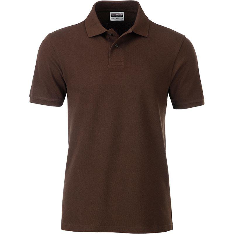 Tee-shirt personnalisé écologique - Polo personnalisé bio H Carl