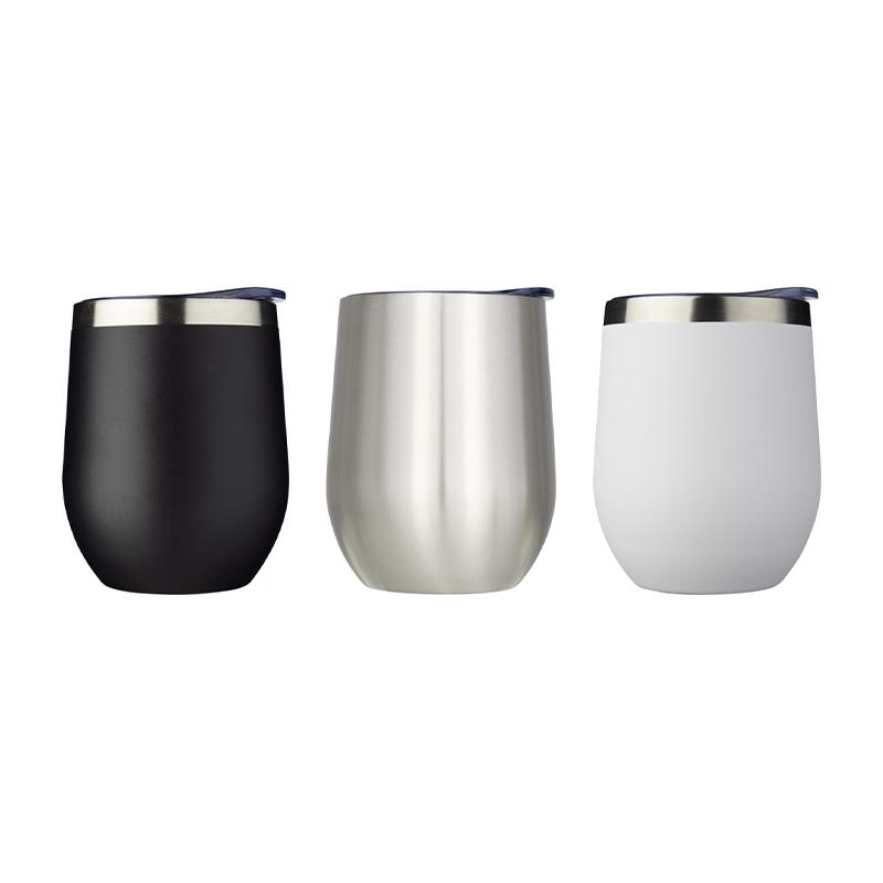 Mug isotherme publicitaire Corzo 350 mL - Coloris disponibles