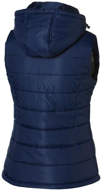 Bodywarmer publicitaire Mixed Doubles Femme - Objet promotionnel textile