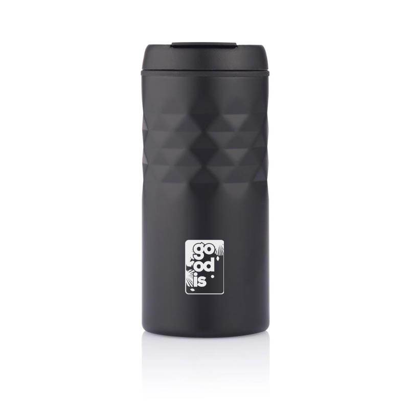 Mug publicitaire Mosa gris - mug personnalisé