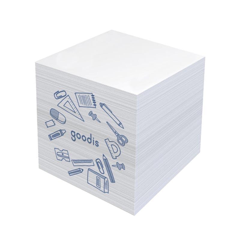 Goodies - Grand bloc mémo personnalisé Block-Mate® 4A