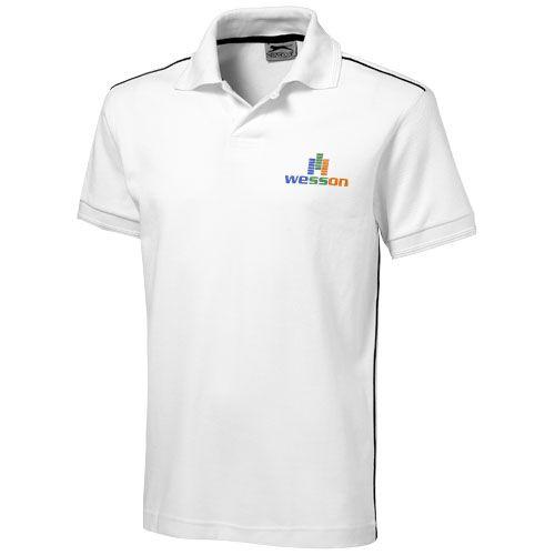Cadeau d'entreprise - Polo personnalisable manches courtes Backhand