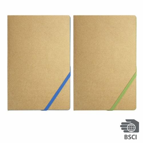 Cahier publicitaire écologique Econote - Cadeau publicitaire écologique