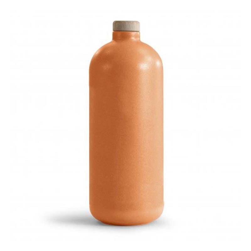 bouteille réutilisable publicitaire orange