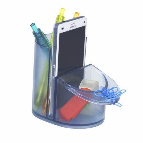 Pot à crayon publicitaire Gordon en PET recyclé - Objet publicitaire écologique