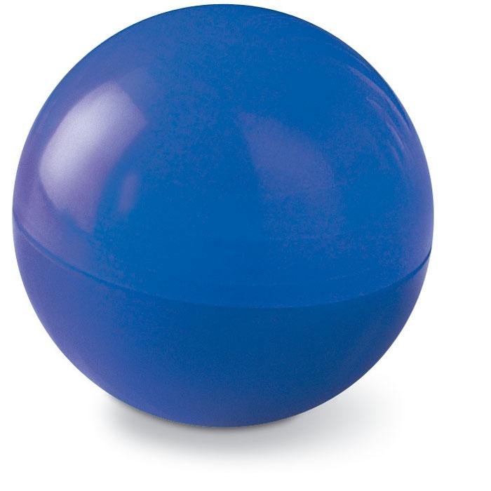 Baume à lèvres publicitaire aromatisé Soft bleu