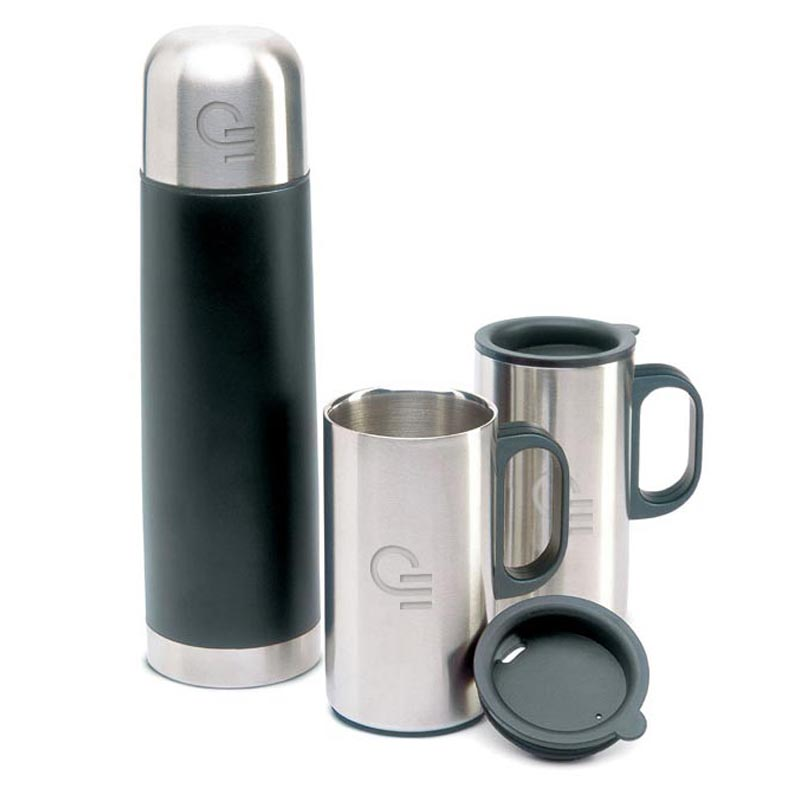 1 bouteille thermos 2 tasses