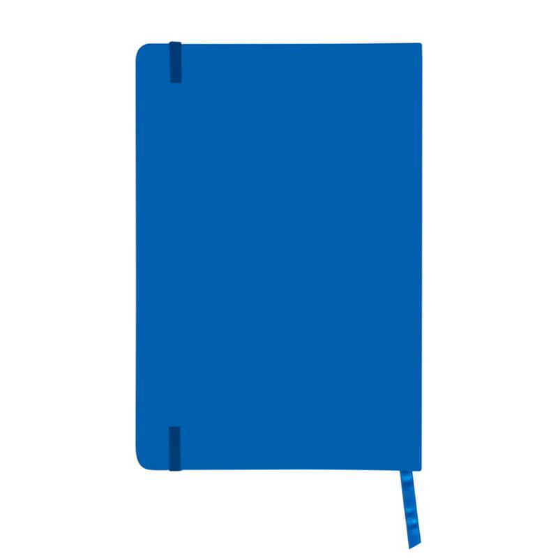 Carnet de notes A5 publicitaire Spectrum - bleu