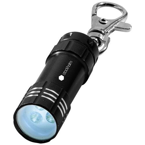 Mini torche publicitaire Astro noire - Objet publicitaire