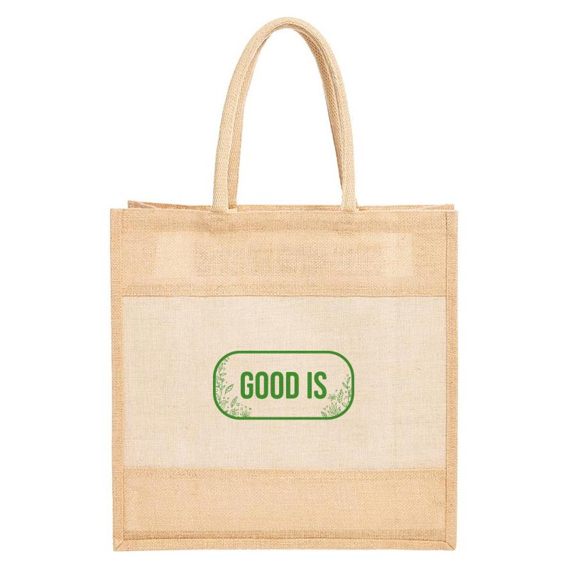 Sac shopping publicitaire Native - Sac shopping personnalisable