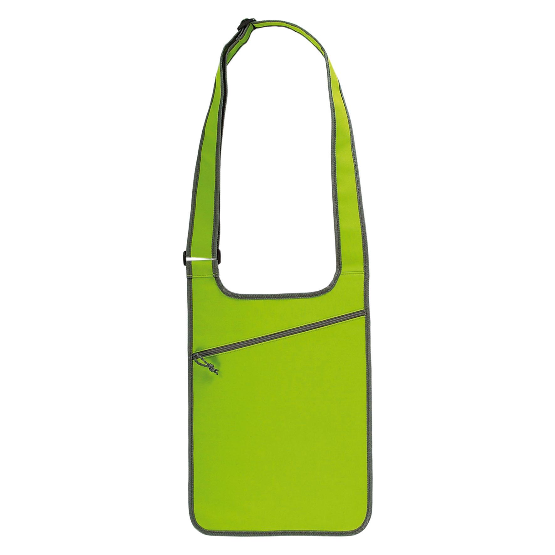 Sacoche publicitaire Luka - Sacoche personnalisable - vert