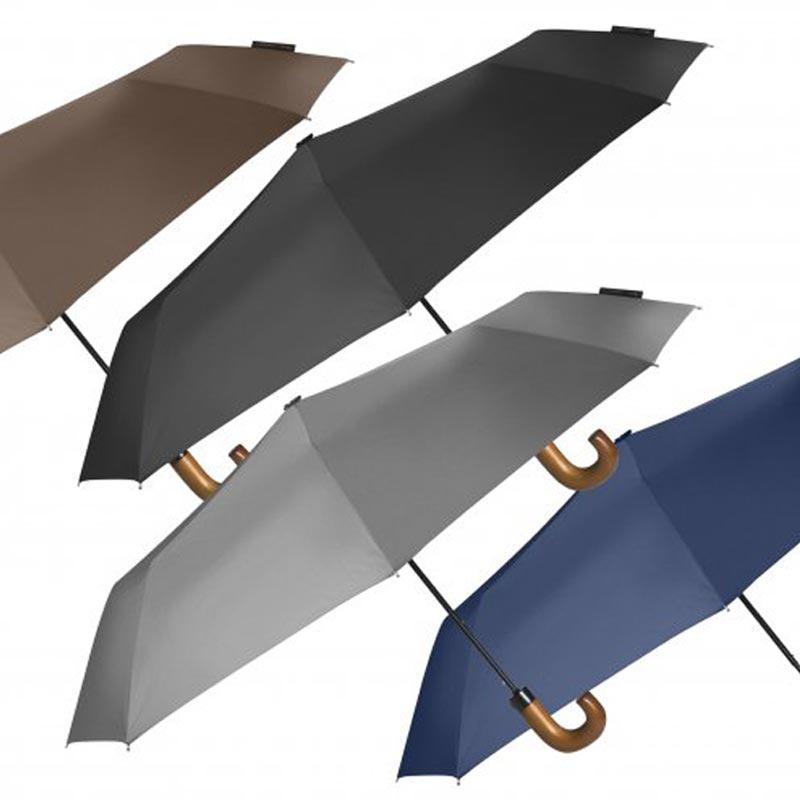 Parapluie publicitaire écologique CANBRAY - objet publicitaire recyclé