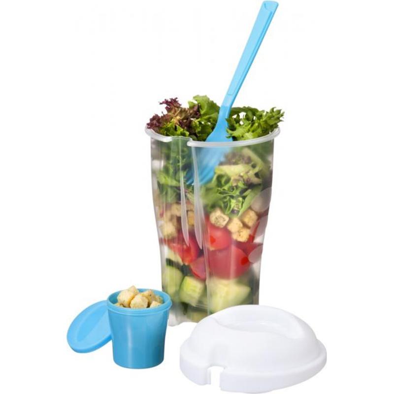 Set à salade publicitaire Shakey - Objet publicitaire cuisine