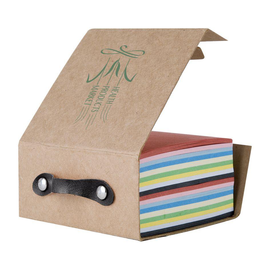 Bloc-notes personnalisable écologique Palatino - goodies écologique