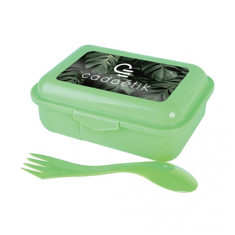 Lunch box + couverts Shiga