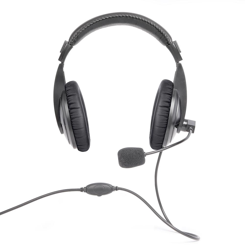 Casque audio publicitaire Gamer avec micro intégré