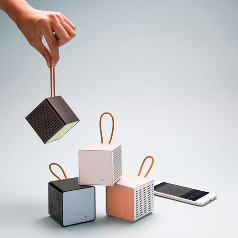 Cadeau d'entreprise high-tech - Haut-parleur sans fil Vibe