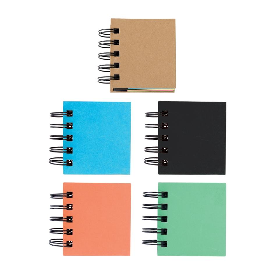 Bloc-notes personnalisable écologique Futura - goodies écologique