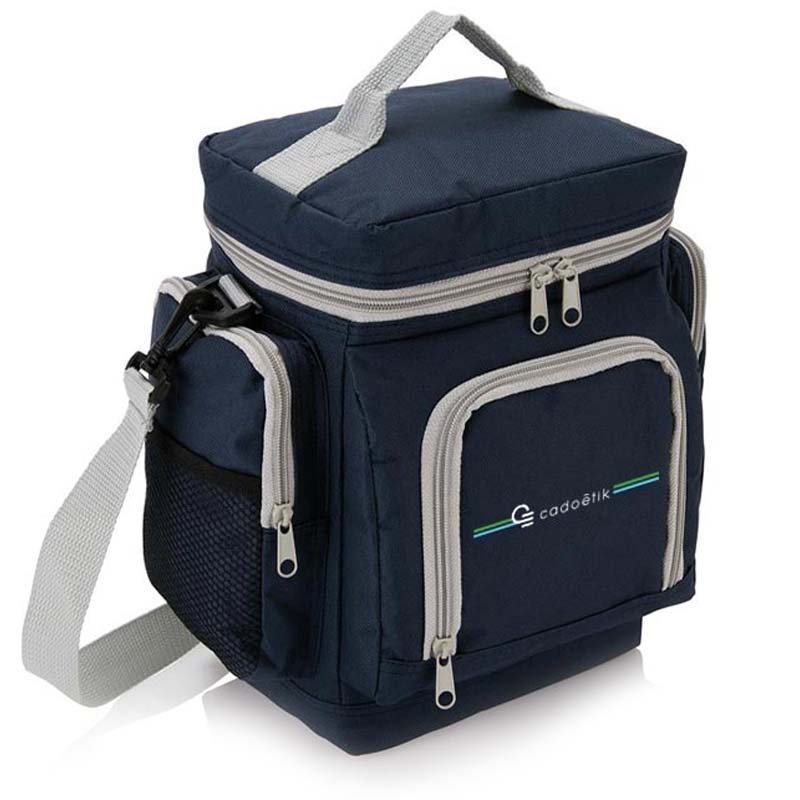 Sac isotherme publicitaire Deluxe - Sac isotherme personnalisable