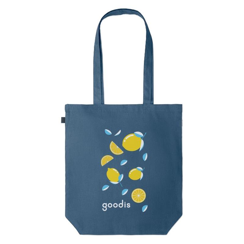Tote bag personnalisé avec logo Naima