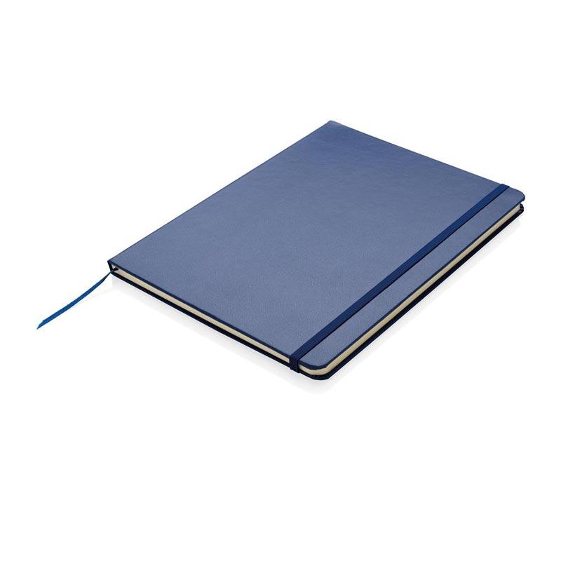 Carnet publicitaire Ernest bleu