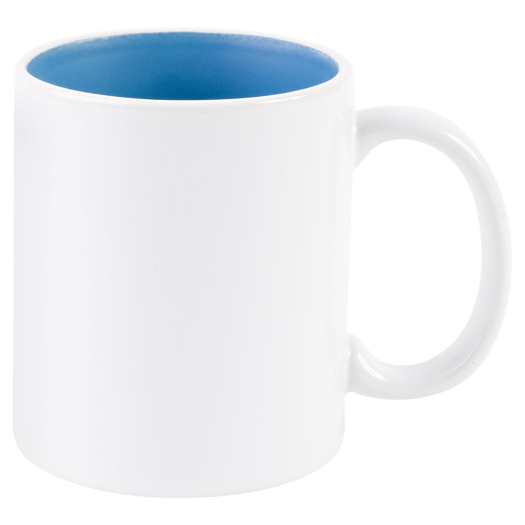 Cadeau promotionnel Mug publicitaire Bicolore pour sublimation 31 cl