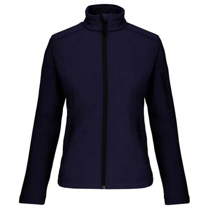 veste softshell personnalisée scott - textile publicitaire