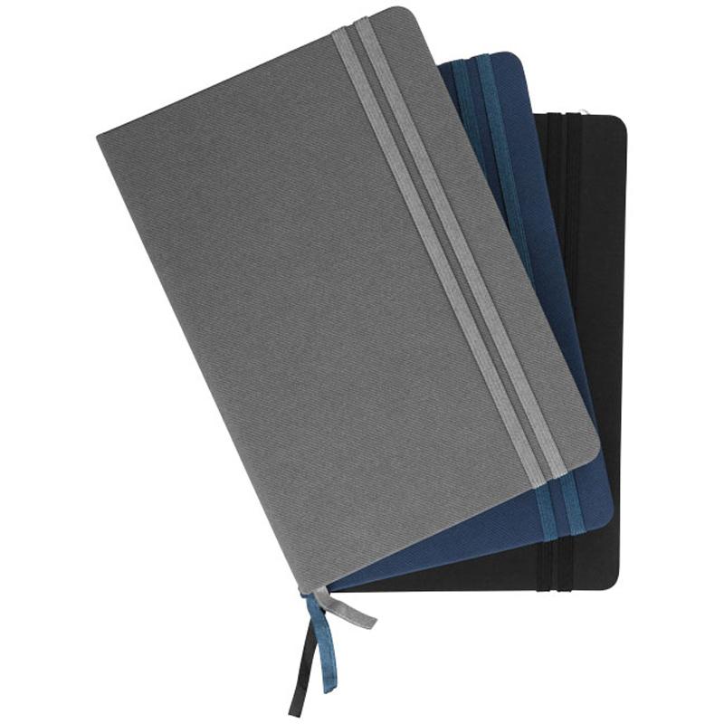 Bloc-notes publicitaire Color Denim - cadeau d'entreprise