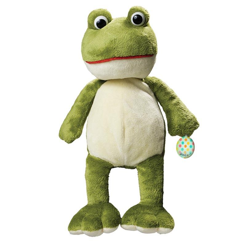 Peluche grenouille Froggy
