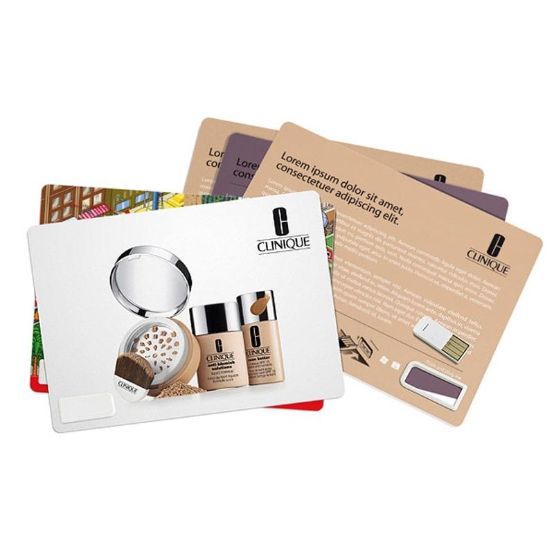 Clé USB publicitaire - Paper, la carte papier USB publicitaire
