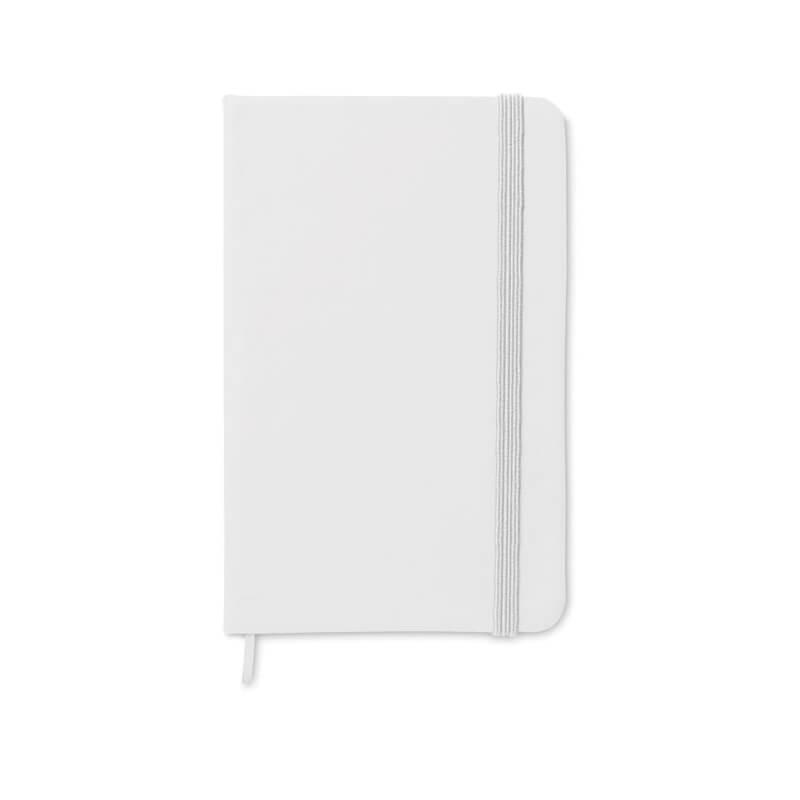 Cadeaux publicitaires - Carnet A6 96 pages lignées Notelux