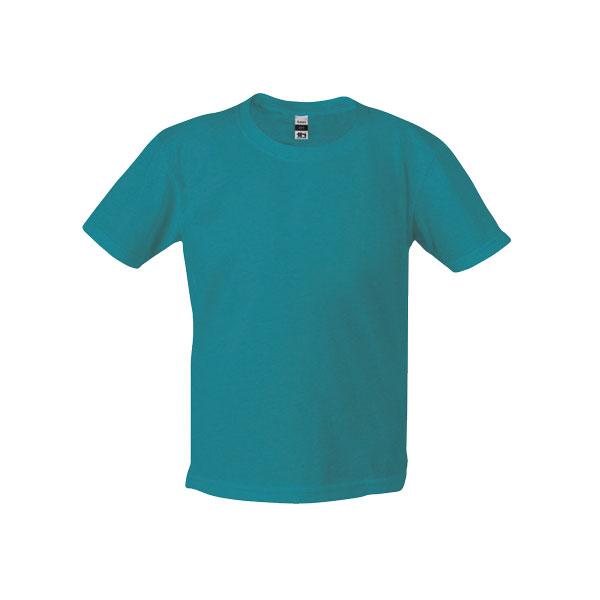 T-shirt personnalisable unisexe pour enfant Quito couleur - t-shirt personnalisé